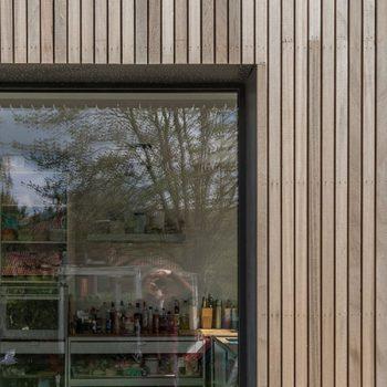Woning DK Mortsel - Detail - PAEN architectuur
